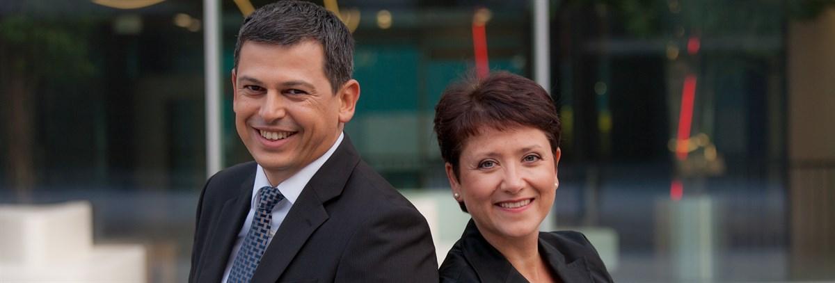 Christian und Christine Ebner